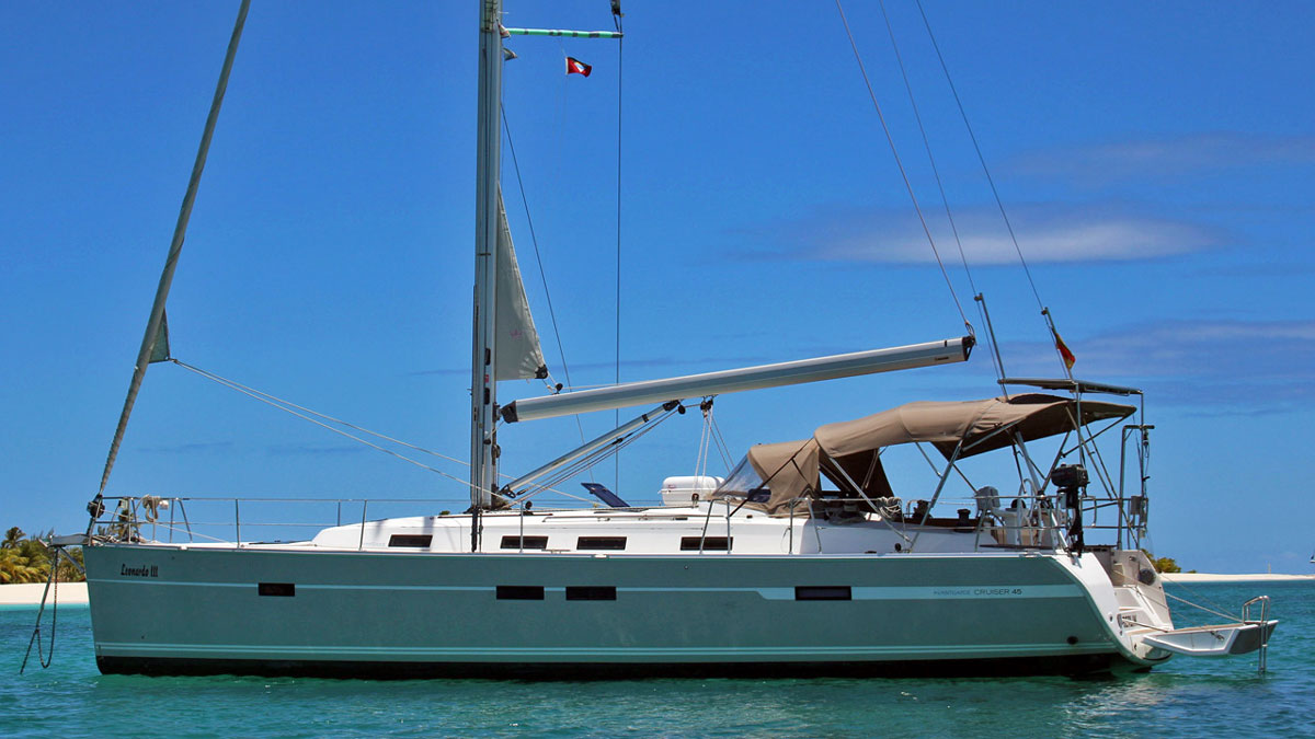 2013 Bavaria 45 Avantgarde Cruiser
